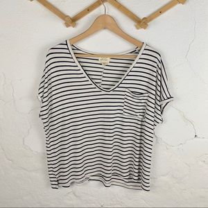 3/20$ Project Social T NWT Striped Top